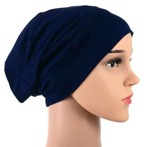 Bella-soft-cotton-satin-lined-beanie-sleapcap-010