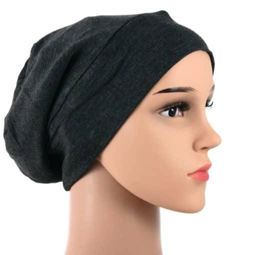 Bella-soft-cotton-satin-lined-beanie-sleapcap-016