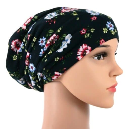 Cloe-soft-cotton-satin-lined-beanie-sleapcap-013