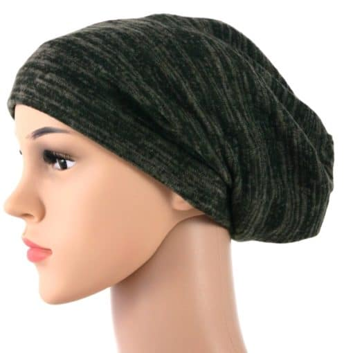 Elise-soft-knitted-cotton-satin-lined-beanie-sleapcap-010-1