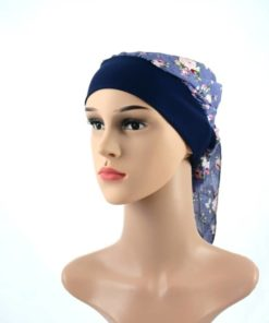 Flora-simple-cotton-pretied-headscarf-chemo-turban