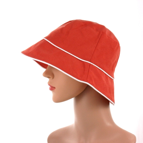 Kathrin all day chemo cotton summer hat 09